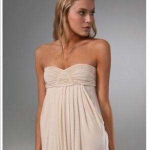 Rachel pally strapless maxi dress